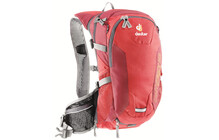 Deuter Compact Air EXP 10 fire-cranberry